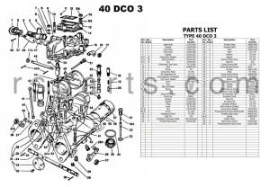 40 DCO 3 LOGO